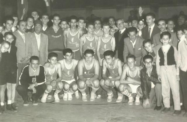 Semana Euclidiana em São José do Rio Pardo – 1958