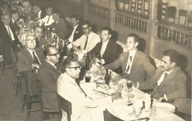 Jantar do Rotary
