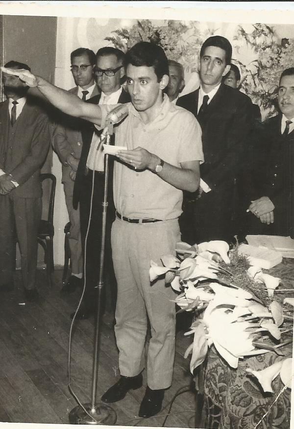 Formatura – 1967